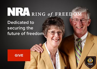 NRA Ring of Freedom